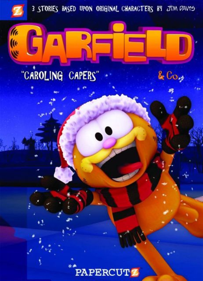 Garfield & Co. Vol. 4: Caroling Capers