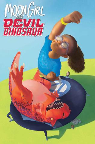 Moon Girl and Devil Dinosaur #47