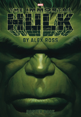 The Immortal Hulk By Alex Ross Poster Book