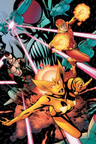 The Legion of Super Heroes #3