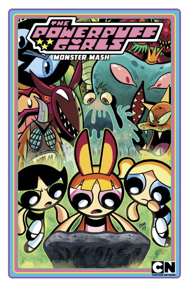 The Powerpuff Girls Vol. 2: Monster Mash