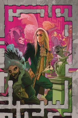 Labyrinth: Coronation #4