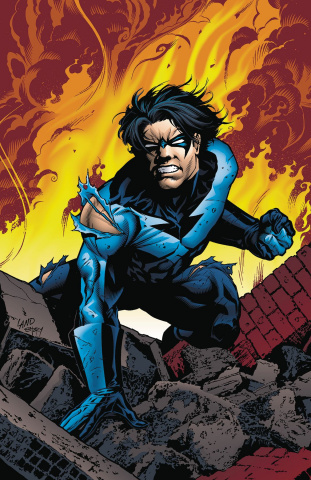 Nightwing Vol. 6: To Serve and Protect