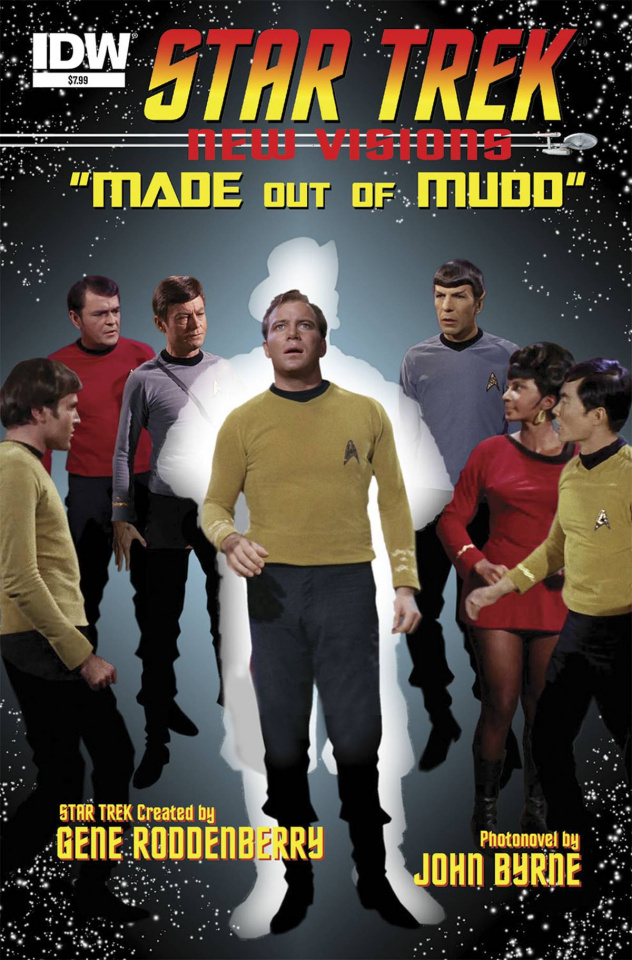 """Star Trek, New Visions: """"Made Out of Mudd"""""""