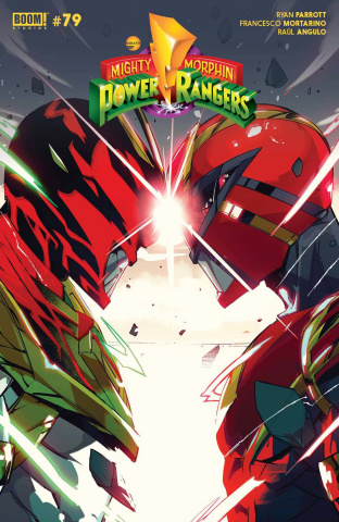 Power Rangers #12 (Legacy Di Nicuolo Cover)