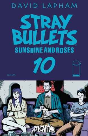 Stray Bullets: Sunshine and Roses #10