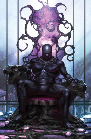 Black Panther #1 (In-Hyuk Lee Cover)
