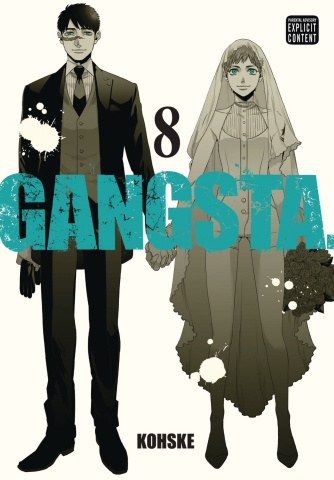 Gangsta Vol. 8