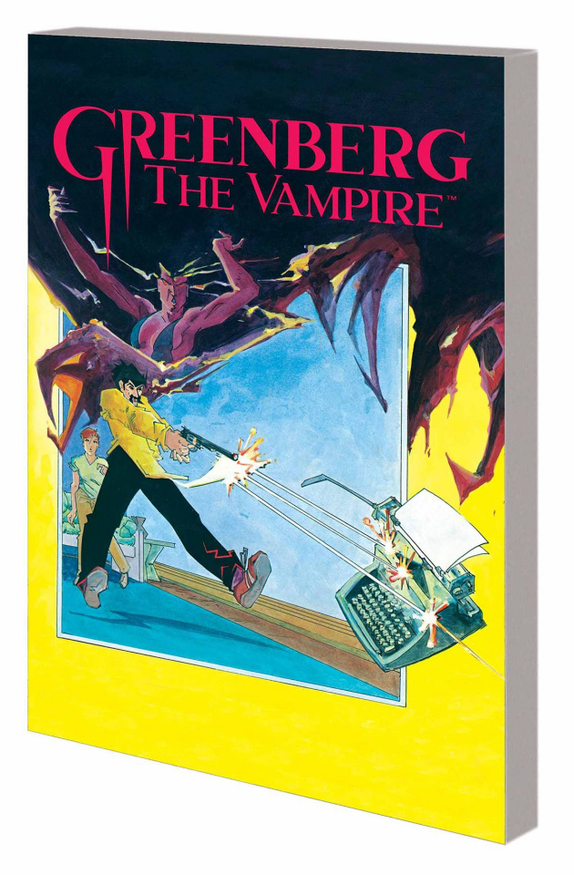 Greenberg: The Vampire