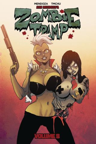 Zombie Tramp Vol. 8: Pimps & Hocus Pocus