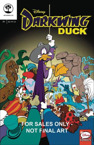 Darkwing Duck #3