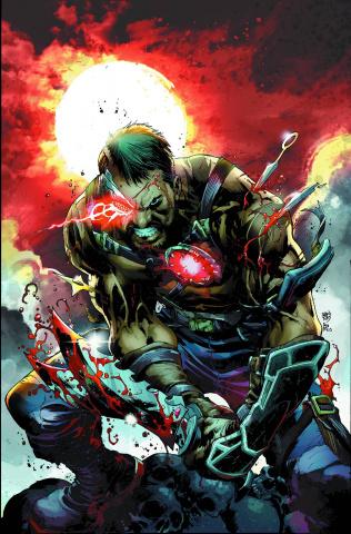 Mortal Kombat X #4