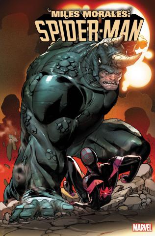 Miles Morales: Spider-Man #1 (Garron 4th Printing)