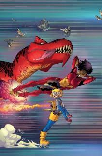 Moon Girl and Devil Dinosaur #15