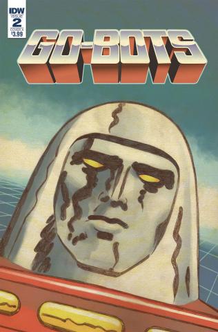 Go-Bots #2 (Scioli Cover)