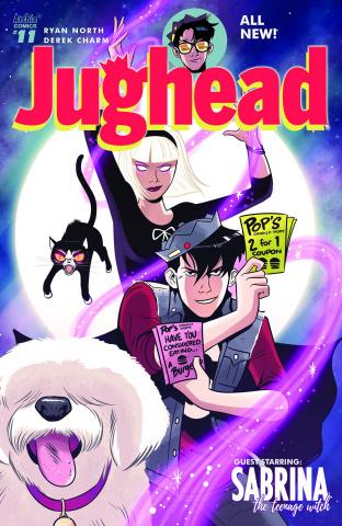 Jughead #11 (Derek Charm Cover)