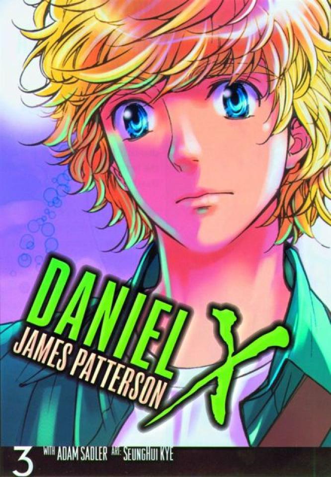 Daniel X Vol. 3