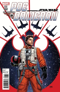 Star Wars: Poe Dameron #1 (Cassaday Cover)