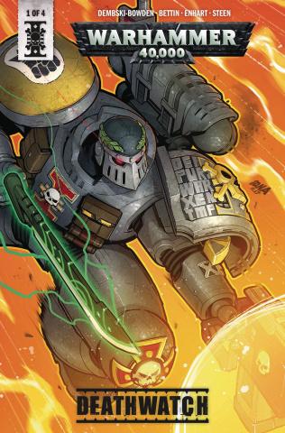 Warhammer 40,000: Deathwatch #1 (Nakayama Cover)