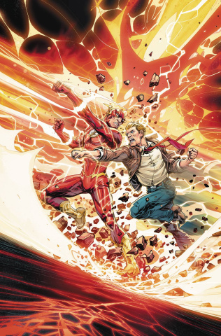 The Flash #750 (Deluxe Edition)
