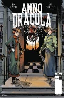 Anno Dracula #3 (Mandrake Cover)