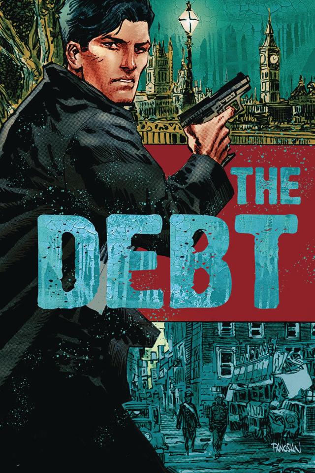 James Bond: Origin #10 (10 Copy Panosian Virgin Cover)
