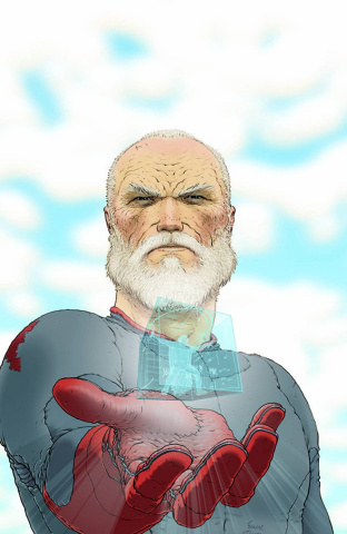 Jupiter's Legacy #2 (Quitely Cover)