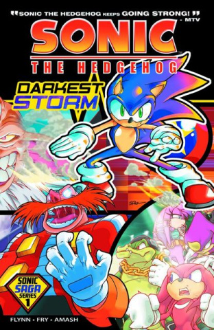 Sonic Saga Vol. 1: Darkest Storm