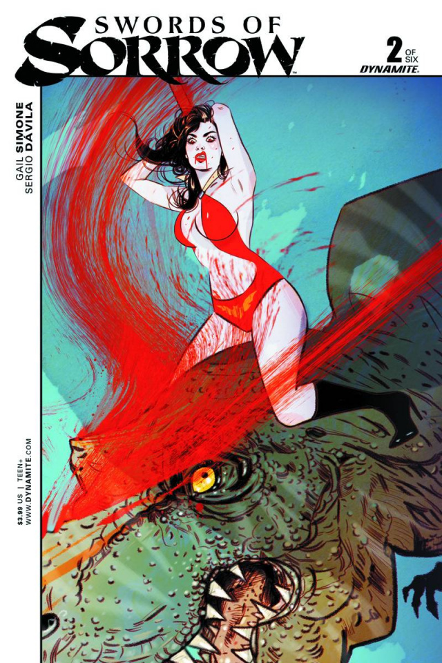Swords of Sorrow #2 (Lotay Cover)