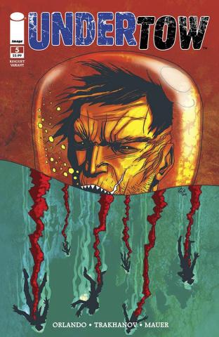 Undertow #5 (Ringuet Cover)