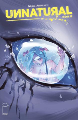 Unnatural #12 (Andolfo Cover)