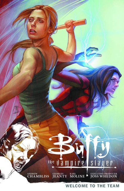 Buffy the Vampire Slayer, Season 9 Vol. 4: Welcome to the Team