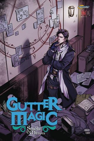 Gutter Magic: Smoke & Mirrors #2