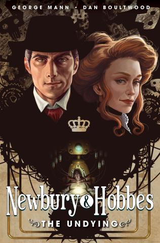 Newbury & Hobbes #2 (Ianniceillo Cover)