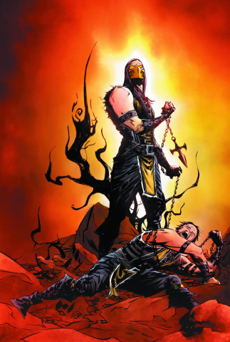 Mortal Kombat X #11