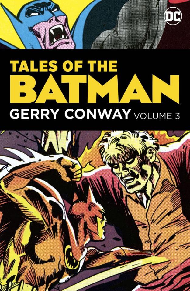 Tales of the Batman Vol. 3: Gerry Conway