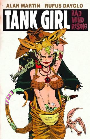 Tank Girl: Bad Wind Rising