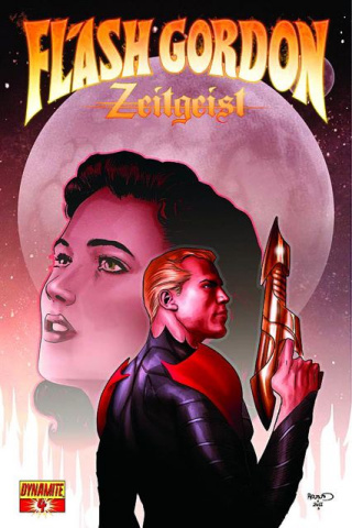 Flash Gordon: Zeitgeist #4