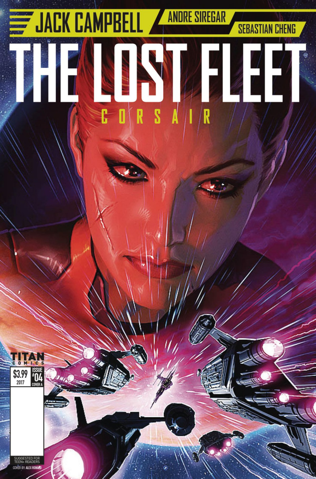 The Lost Fleet: Corsair #4 (Ronald Cover)