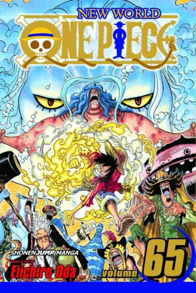One Piece Vol. 65