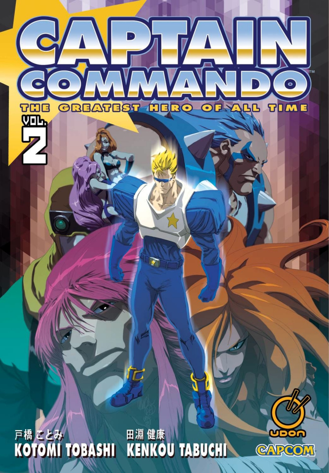 Captain Commando Vol. 2