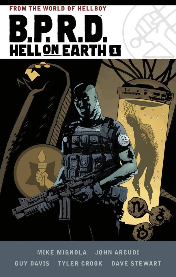 B.P.R.D.: Hell on Earth Vol. 1