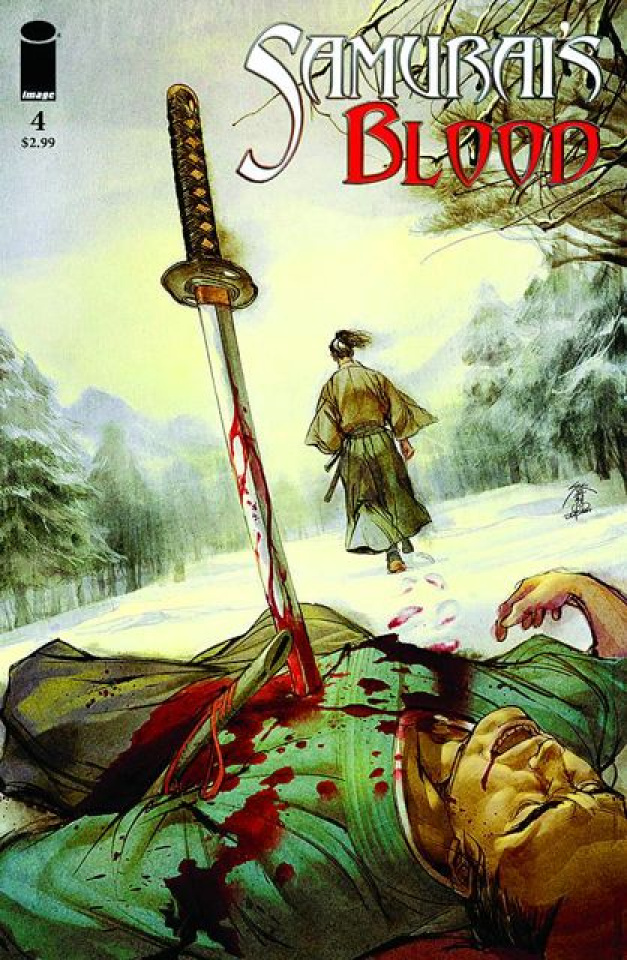 Samurai's Blood #4
