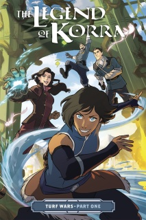 The Legend of Korra Vol. 1: Turf Wars, Part 1