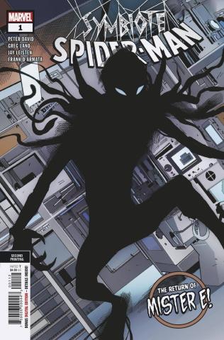 Symbiote Spider-Man: King in Black #1 (2nd Printing)