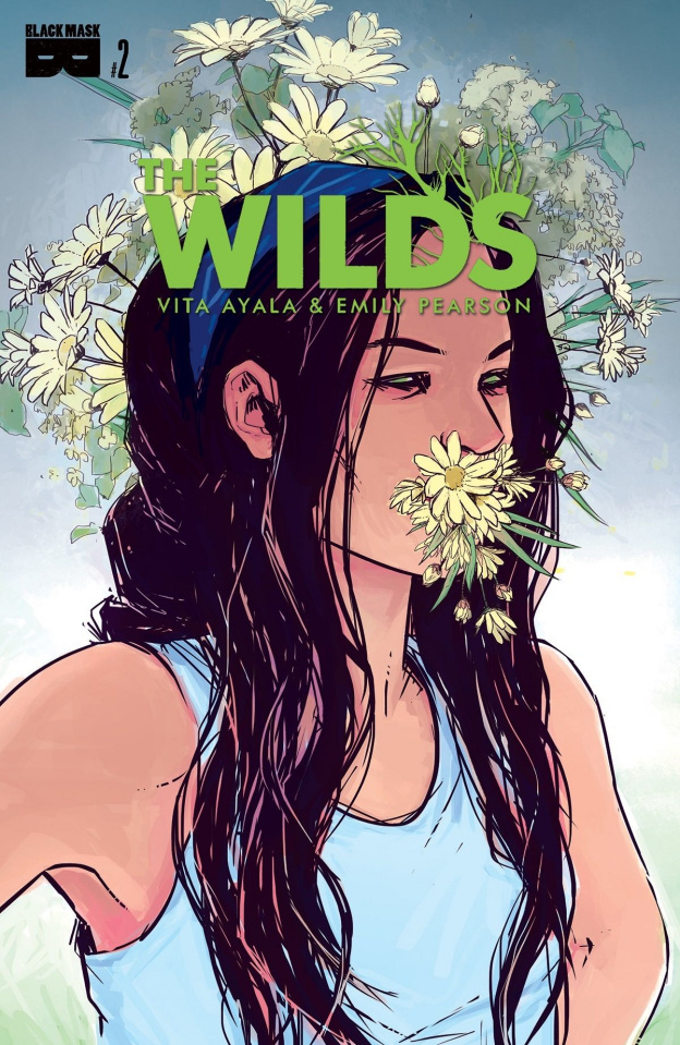 The Wilds #2 (Natasha Alterici Cover)