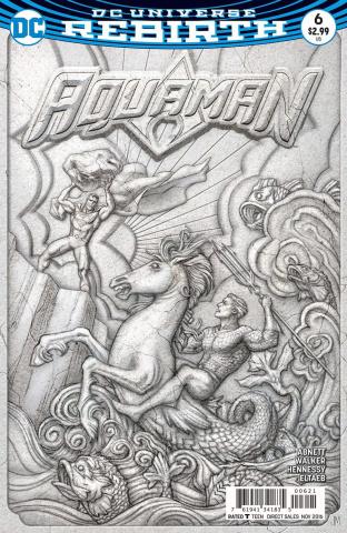 Aquaman #6 (Variant Cover)