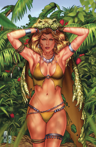 Grimm Fairy Tales #33 (Dipascale Cover)