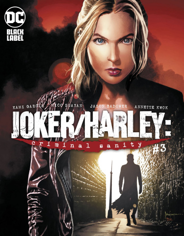 Joker / Harley: Criminal Sanity #3 (Mico Suayan Cover)