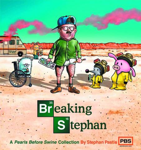 Pearls Before Swine: Breaking Stephan
